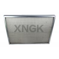 Wholesale High Temperature Pre Air Filter Washable 295 * 595 * 46mm Dimension from china suppliers
