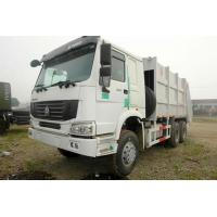 Wholesale Sinotruk Howo 6x4 Garbage Compactor Truck Heavy Duty Powered By Diesel from china suppliers