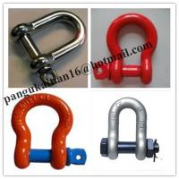 Wholesale Shackle Pulley&D Ring Shackle,Forged Shackle&safety Shackle from china suppliers