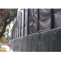 Wholesale Light duty temporary noise barriers 40dB ascoustic reduction for plants and highway from china suppliers