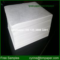 Wholesale BMPAPER Top Quality Papier Tyvek Using Liquid Blocking from china suppliers