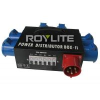 Quality Three Phase CEE 32A Portable Power Distribution box , CE standard for sale