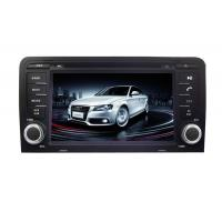 Wholesale High Resolution WiFi 3G Mirror Link A3 2003 Audi DVD Player with Bluetooth from china suppliers