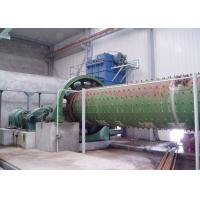 Wholesale High Efficiency AAC Dry / Wet Grinding Ball Mill Machine For Lime Powder from china suppliers