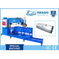 Wholesale Car Alusil Oil Tank Straight Rolling Seam Welding Machine from china suppliers