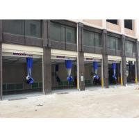 Buy cheap Connected Bodyshop Preparation Station PVC Curtain Separated Operation from wholesalers