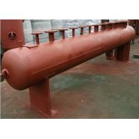 Wholesale 0.5MPa Shell And Tube Heat Exchange Equipment Carbon Steel Q345R Material from china suppliers