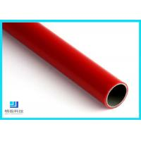 Wholesale Q235 Steel Pipe PE/ABS Coated Lean Tube OD 28mm For Production Line from china suppliers