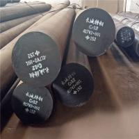 China 1.2080 SKD1 D3 Cr12 special alloy steel Bar in black surface for making mould for sale