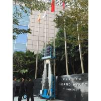 Quality 10 Meter Platform Height Self Propelled Work Platform For 2 Persons Aerial Work for sale