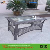 Wholesale Supplier of Glass Table Tops for Rattan and Wicker Dining Table, Rattan Dining Furniture from china suppliers