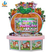 China Commercial Simulator Lottery Game Machine Happy Animal City Game For Kids on sale