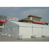 China Safety / Artistic Large Outdoor Tent , High Reinforced Aluminum Party Tents 15m X 25m on sale
