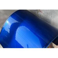 Superior Gloss Candy Blue Powder Coat High Strength Super Weather Resistance for sale