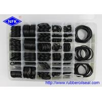Wholesale HITACHI Hydraulic O Ring Assortment Kit  NBR ACM FKM Material Wear Resistant from china suppliers