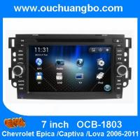 Wholesale Ouchuangbo GPS Navi Radio DVD for Chevrolet Epica Captiva Lova 2006-2011 BT SD Russia map from china suppliers