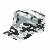 Wholesale 2019 Flat Top Army Cap , New Style Military Camouflage Cap 100% Cotton from china suppliers