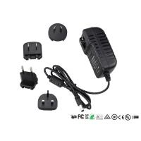China 18W Interchangeable Plug Power Adapter 12V 1.5A Switching AC/DC Adapters on sale