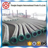 Wholesale Flange Stainless Steel Braided Flexible Hose , Flexible Metal Hose 3 inch hose flexible metal hoses with stainless steel from china suppliers