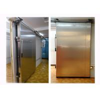 Wholesale 75mm 100mm 120mm 150mm 200mm Cold Storage Doors Silding Design Chemical Resistance Stability from china suppliers