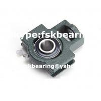 Wholesale Nsk / Asahi Uct Cast Iron Pillow Blocks Bearings Housing With Set Screw , Metric from china suppliers