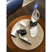 Buy cheap SS 18 Luxury Fashion Shoes LU Sandlas from wholesalers