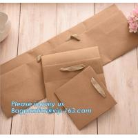 Buy cheap OEM Ribbon Satin Handle Carrier Bag With Custom Logo Printed Paper Bag For from wholesalers