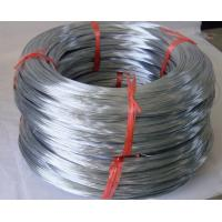 China TUV Approval Metalworking Hand ToolsFlat Wire Firm Zinc Coating 10-20g/Mm2 on sale