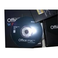 Wholesale 32 / 64 Bits MAC Office 2011 , Microsoft Office For Mac Home And Business 2011 from china suppliers