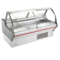 Buy cheap 10 Degree Gray Deli Display Refrigerator Cabinet With Dynamic Cooling from wholesalers