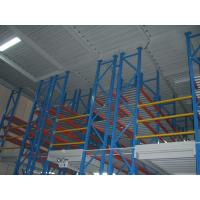 Wholesale Logistics Equipment Multi Tier Mezzanine Rack For Warehouse Application from china suppliers