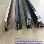 Wholesale Customized Aluminium Profile for Sliding Wardrobe Door Aluminum alloy sliding door frame from china suppliers