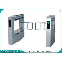 Wholesale High Security Bicycle Retractable Gate Factories Ferry Club Turnstile from china suppliers