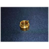 Wholesale Special CNC Turned Parts Accurate 0.01mm , Brass Automobile Parts from china suppliers