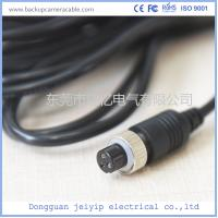 Wholesale Customized 3 Pin Backup Camera Cable , PVC Jacket Backup Camera Extension Cable from china suppliers