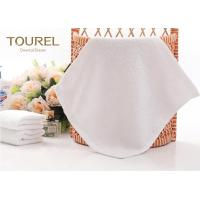 Wholesale 100% Cotton White Hotel Face Towel from china suppliers