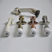 Quality Kickdown foot operated zamak door holder available in various colours for sale