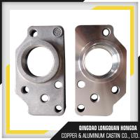 Quality Surface Plating High Pressure Aluminum Die Casting Parts With Tight Tolerance for sale