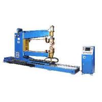 China Fn Series Big Power Movable Longitudinal Direction Rolling Seam Welding Machine (FN-200KVA) on sale