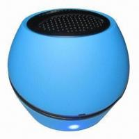 Wholesale Wireless Portable Bluetooth Speaker with 100Hz to 20kHz Frequency Range from china suppliers