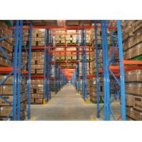 Wholesale Economical Warehouse Adjustable Pallet Rack Storage Systems With Stable Structure from china suppliers