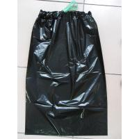 Wholesale Customized Black Disposable Garbage Bag with Two Green Ribbon from china suppliers