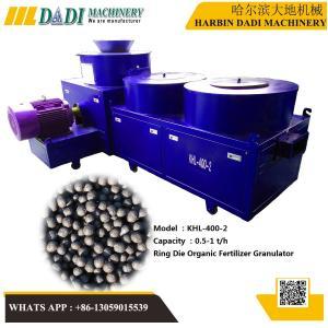 Wholesale KHL-400-2 Organic Fertilizer Granulator from china suppliers