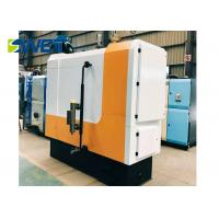 China 7 Bar Mini LPG Gas Industrial Steam Boiler Generator Full Automatic Control For Tobacco on sale