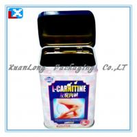 Wholesale Rectangle Tea Tin Box/XL-1098 from china suppliers