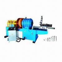 Wholesale Pipe embossing machine, cooperation with processing of tubes, various shapes are available from china suppliers