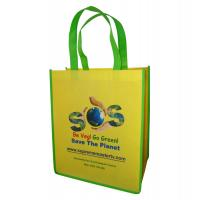 China Trade Show Non Woven Polypropylene Tote Bags on sale