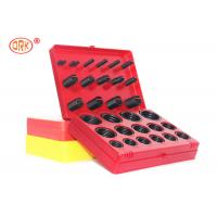 Wholesale O Ring Kit Box-G AS568 Standard 30 Dimensions 382 Pieces NBR 70 Black from china suppliers