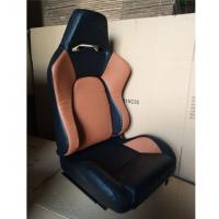 Wholesale JBR1056 PVC Sport Racing Seats With Adjuster / Slider Car Seats from china suppliers