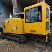 Wholesale Yellow Color 32 Tons Horizontal Directional Drilling Rigs 0-140RPM Spindle Speed from china suppliers